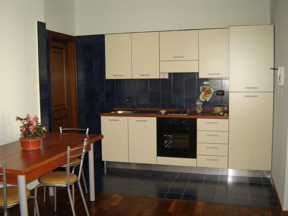 Residence La Piazzetta Cucina