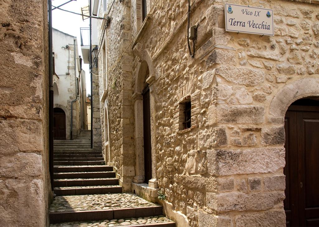 Terravecchia, quartiere medievale