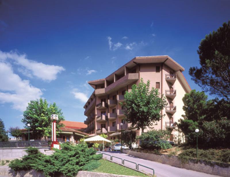 Hotel Del Cemerlengo esterno
