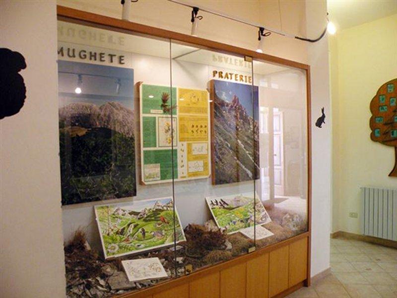 centro visite museo naturalistico di Fara San martino